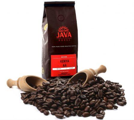 قهوة كينيا أي أي