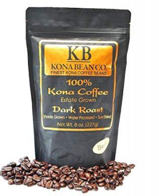 قهوة كونا هاواي