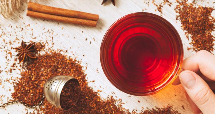 ما هو الشاي الأحمر؟