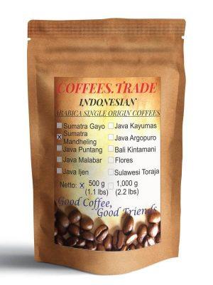 قهوة سولاوسي تورانجا من أندونيسيا