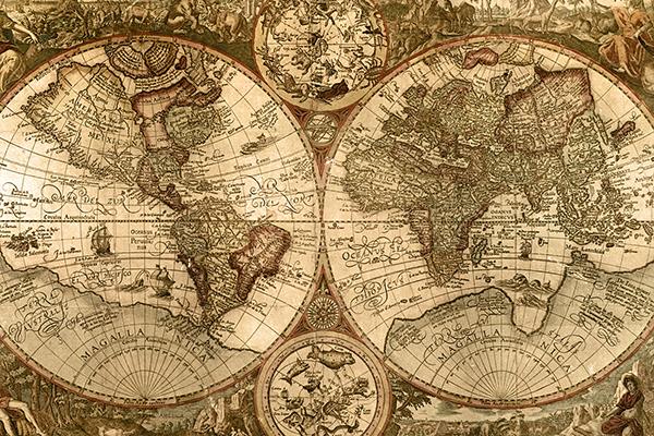 تعريف علم الخرائط