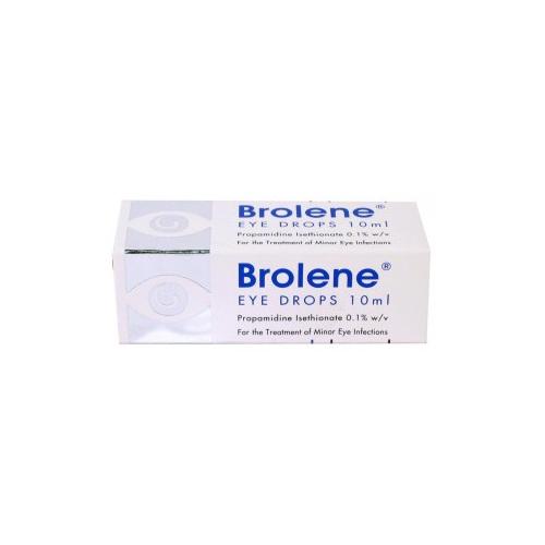 صورة قطرة عين برولين Brolene لعلاج عدوي العين