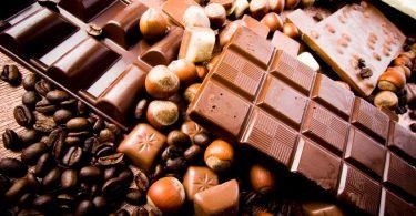 خواطر عن الشوكولاته