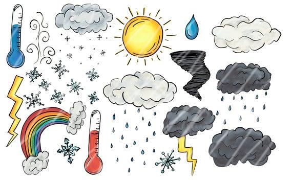 تعريف علم الطقس