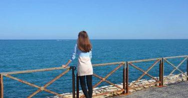 خواطر عن البحر والحب