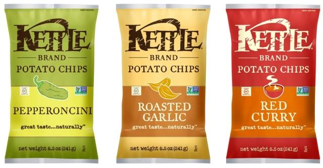 رقائق البطاطس Kettle