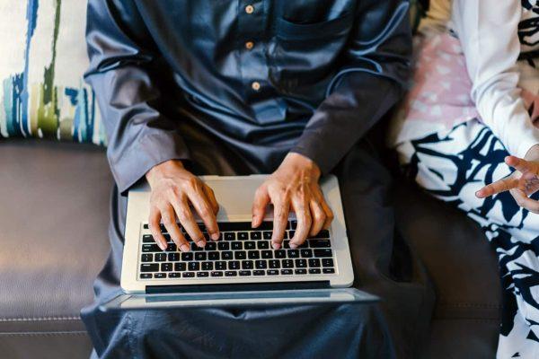 انشاء مدونة