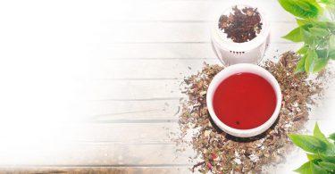 الشاي الأحمر أفضل أنواع