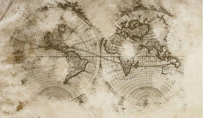 علم الخرائط الحديث