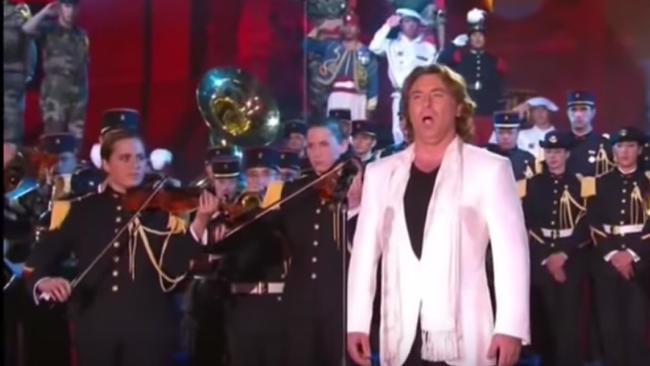 معلومات عن النشيد الوطني الفرنسي