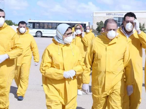 Photo of فيروس كورونا في مصر