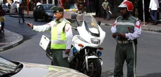 Photo of بحث عن شرطي المرور