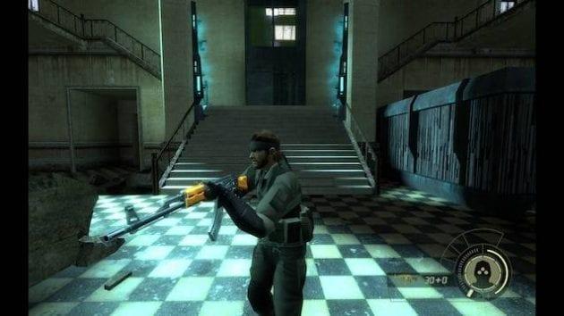 ميتال غير سوليد 3: سنيك إيتر - Metal Gear Solid 3: Snake Eater