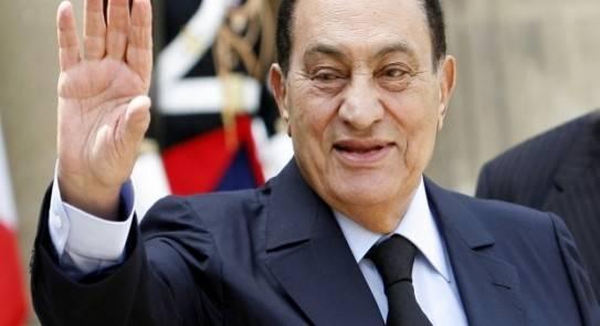 جنازة حسني مبارك اليوم