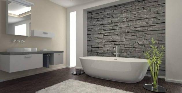 صور أفكار ديكورات حمامات مودرن 2020