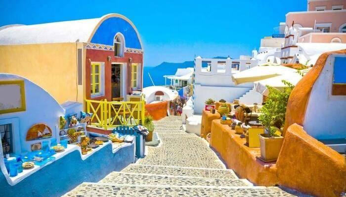 Photo of شهر العسل في اليونان