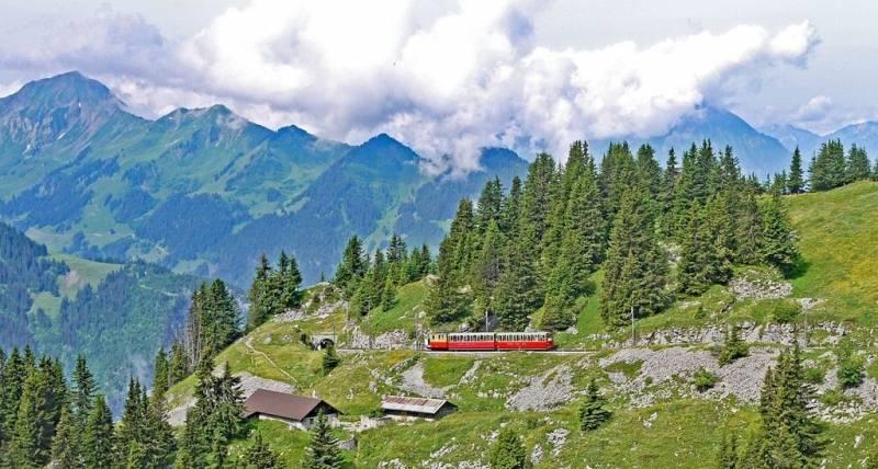 Photo of سويسرا للمسافر المنفرد