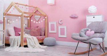 غرف نوم بنات 2020 من احدث تصميمات غرف الفتيات