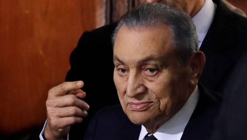 Photo of الرئيس المصري حسني مبارك