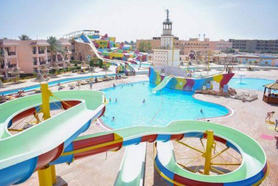 فندق Parrotel Aqua Park Resort