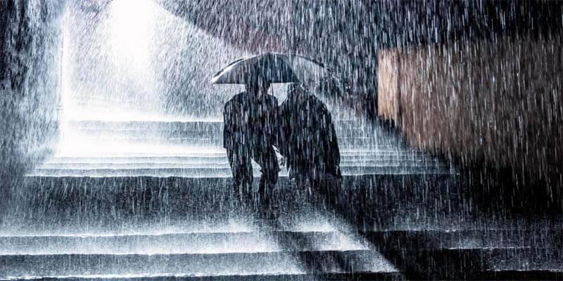 خواطر عن المطر تويتر معلومات