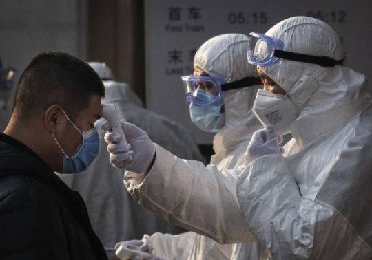 فيروس كورونا الصين