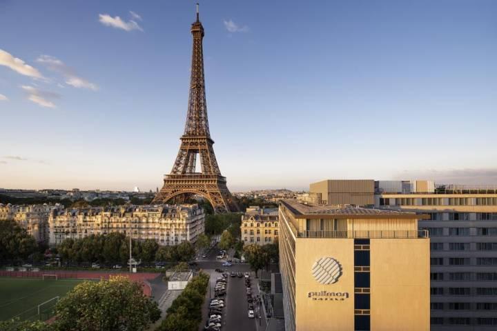 Photo of افضل الفنادق القريبة من برج ايفل باريس 2020