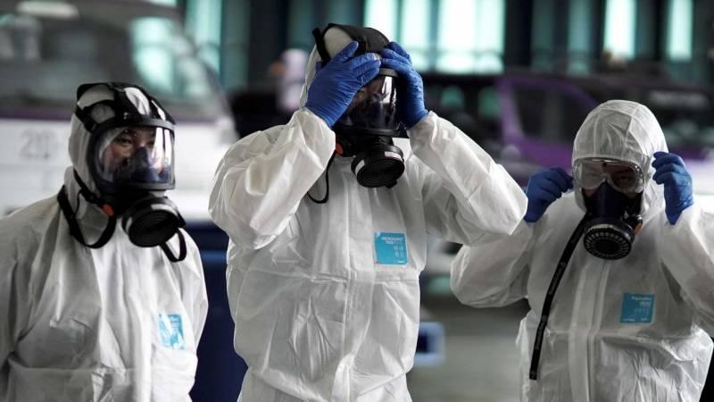 Photo of فيروس كورونا المستجد