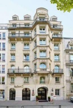 فندق راديسون بلو شانزليزيه، باريس