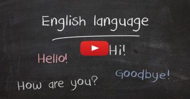 أفضل قنوات تعلم الإنجليزية فى اليوتيوب