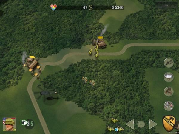 أفضل ألعاب حرب