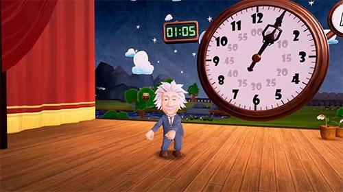 أبطال البشرية: ساعة آينشتاين - Human Heroes: Einstein's Clock