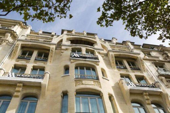 افضل فنادق الشانزلزيه باريس 2020