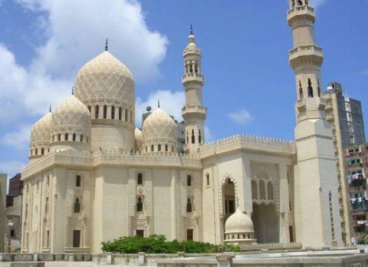 موضوع تعبير عن حقوق المساجد بالعناصر الرئيسية
