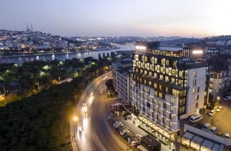 افضل فنادق تقسيم اسطنبول 5 نجوم 2020