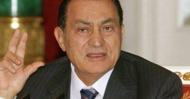 تاريخ حسني مبارك العسكري