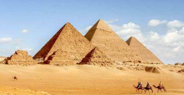 تعبير عن مصر أم الدنيا بالعناصر الرئيسية