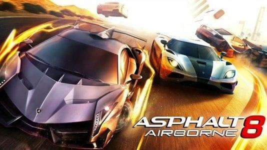 أسفلت 8: القيادة الهوائية - Asphalt 8: Airborne