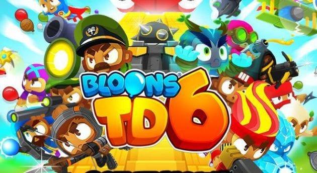 بلونس تي دي 6 - Bloons TD 6