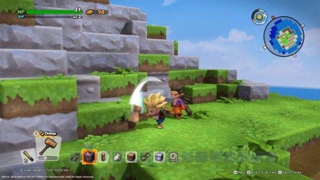 دراغون كويست بولدرز 2 - Dragon Quest Builders 2