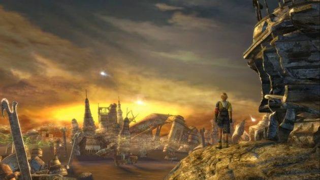 فاينل فانتزي 10 - Final Fantasy X
