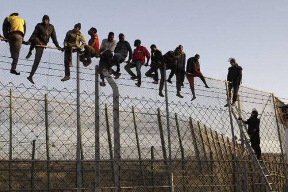 بحث عن الهجرة الغير شرعية