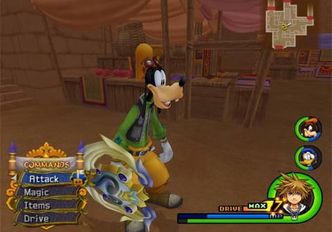 كينغدوم هارتس - Kingdom Hearts