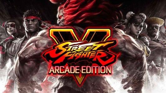 سوبر ستريت فايتر 4 : أركيد إديشن - STREET FIGHTER V: ARCADE EDITION
