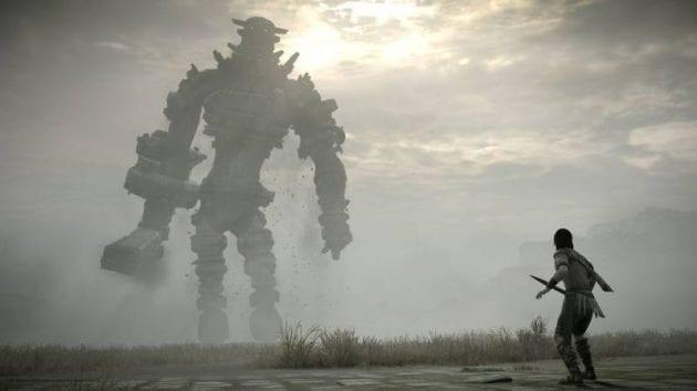 شادو أوف ذا كولوسس - Shadow of the Colossus