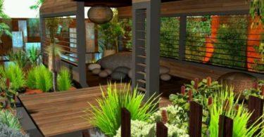 صور افكار ديكورات حدائق منزلية 2020