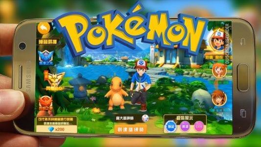 معلومات عن لعبة بوكيمون