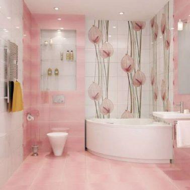 صور افكار ديكورات حمامات مودرن 2020