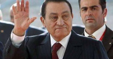 وفاه حسنى مبارك اليوم بعد ١٦ شائعه عن وفاته