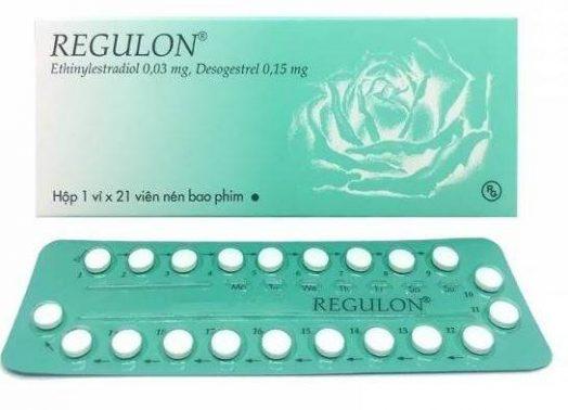 ريجيولون Regulon أقراص منع الحمل